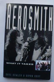 Aerosmith What it takes - , 2006